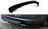 BMW - 3 Series - E46 - M Pack - Coupe - Center Rear Splitter - (With Vertical Bars)