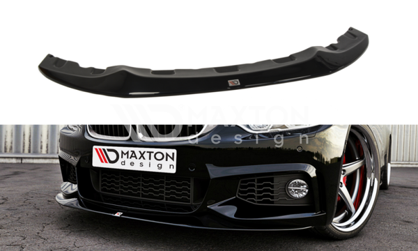 BMW - 4 Series - F32 - M Pack - Front Splitter - V.2