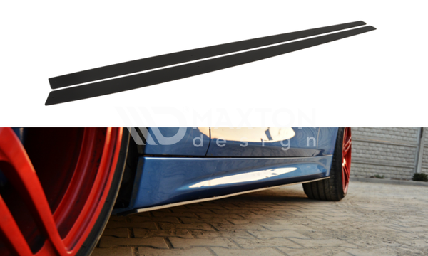 BMW - 4 Series - F32 - M Pack - Racing Side Skirts