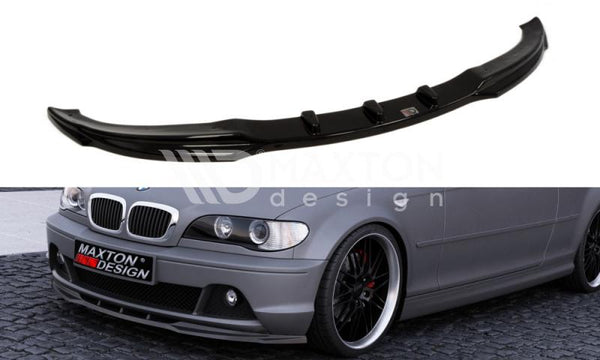 BMW - 3 Series - E46 - Coupe - Facelift - Front Splitter