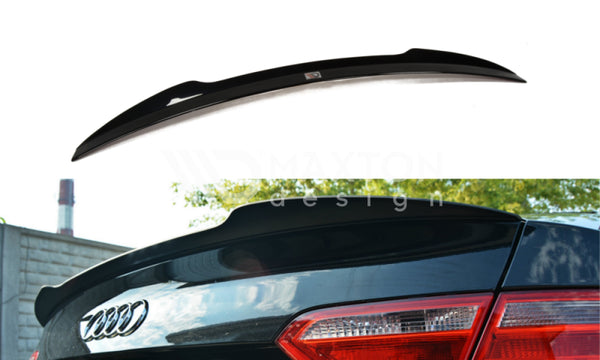 Audi - A5 B8 / B8.5 - S-Line - Rear Spoiler Extension