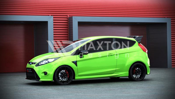 Ford Fiesta - MK7 - Focus - RS Look - Body Kit