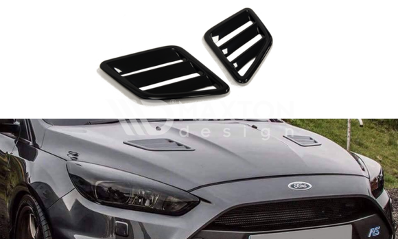 Ford Focus - MK3 RS - Bonnet Vents