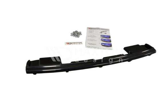 Audi - S8 D4 - Central Rear Splitter
