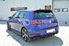 Volkswagen - MK7.5 Golf R - Facelift - Central Rear Splitter