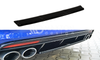 Volkswagen - MK7 Golf R - Wagon - Central Rear Splitter - Without Vertical Bars