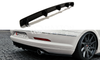 Volkswagen - Passat CC - R36 - Preface - Central Rear Splitter - With Vertical Bars