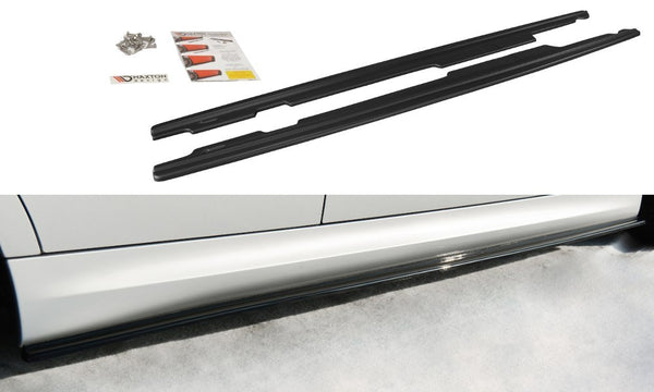 BMW - 3 Series - E90 - M-Pack - Preface - Side Skirts