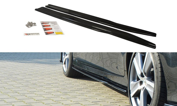 LEXUS - GS - MK4 - FACELIFT - SIDE SKIRTS DIFFUSERS