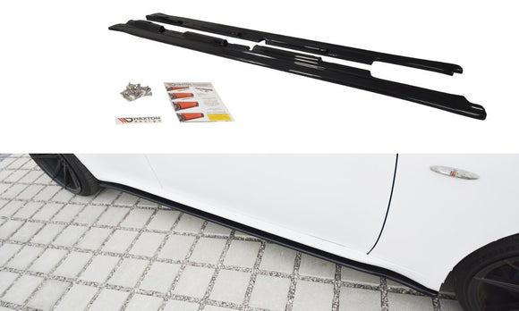 LEXUS - IS - MK2 - SIDE SKIRTS DIFFUSERS