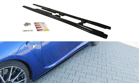Lexus - RC F - SIDE SKIRTS DIFFUSERS
