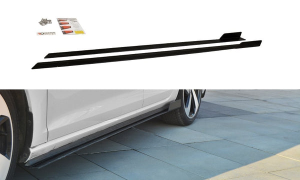 Volkswagen - MK7.5 GTI - Facelift - Racing Side Skirt Diffusers