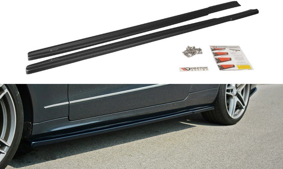 Mercedes - E - Class - W212 - Side Skirts Diffuser