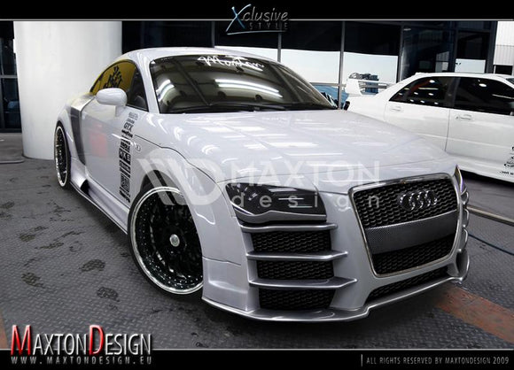 Audi - TT MK1 8N - Eyebrows - R8 Look