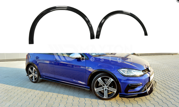 Volkswagen - MK7.5 Golf R - Facelift - Fender Extension