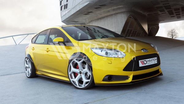 Ford Focus - MK3 ST - Preface - Fenders Extension