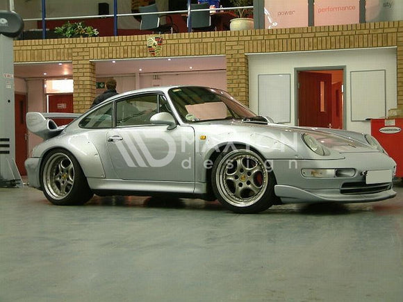 Porsche - 911 Turbo Series 993 - Fenders Extensions