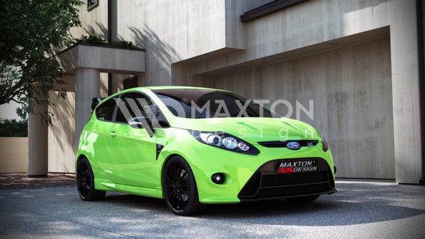 Ford Fiesta - MK7 - Focus - RS Look - Front Bumper