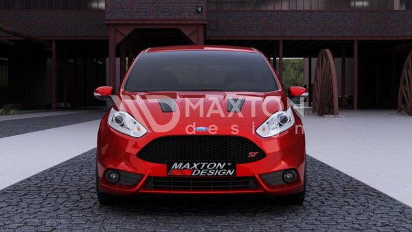 Ford Fiesta - MK7 - ST Look - Facelift - Front Bumper