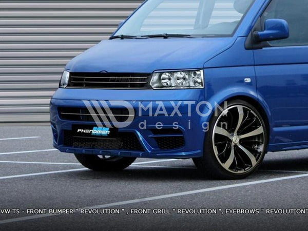 Volkswagen - T5 - Front Eyebrows
