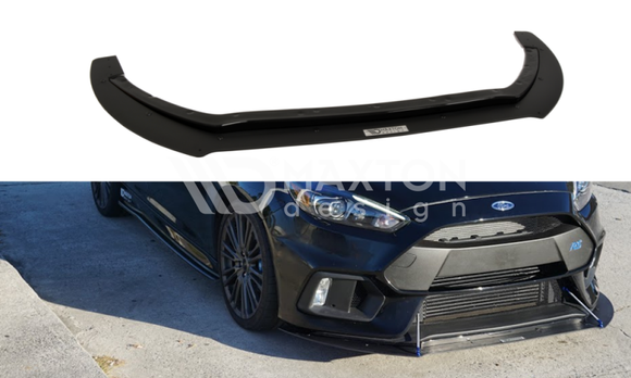 Ford Focus - MK3 RS - Front Racing Splitter