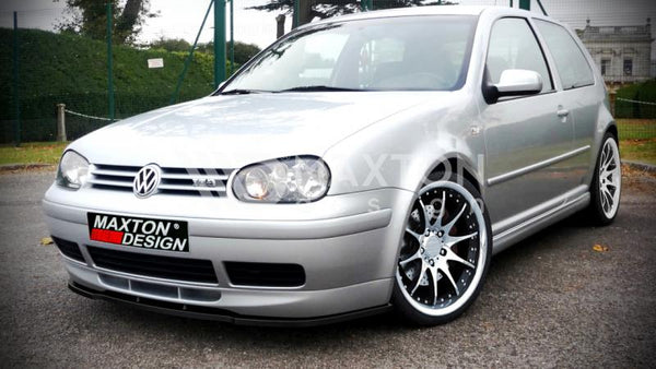 Volkswagen - MK4 Golf - Front Splitter - V2 - 25TH ANNIVERSARY LOOK