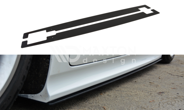 Audi - TT MK2 RS - Racing Side Skirts Diffusers