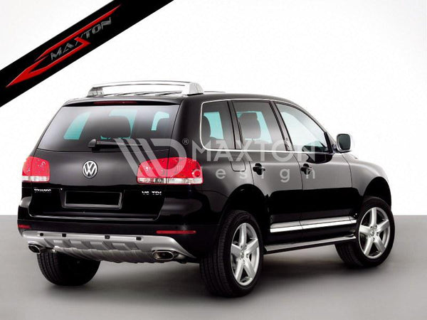 Volkswagen - Touareg MK1 - Rear Add On - King Kong