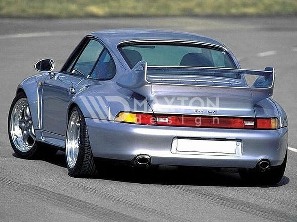 Porsche - 911 Turbo Series 993 - Rear Bumper