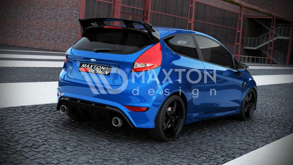 Ford Fiesta - MK7 - Focus - RS Look - Facelift - Rear Bumper