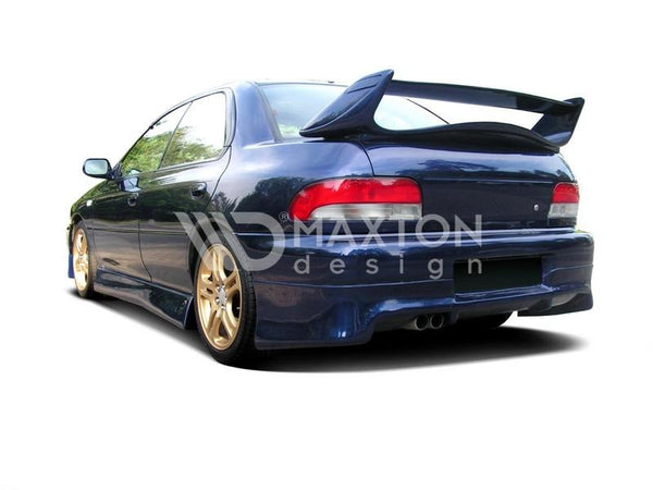 Subaru - Impreza MK1 - Rear Bumper Extension