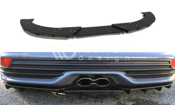 Ford Focus - MK3 ST - Facelift - Rear Diffuser