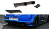 Volkswagen - MK7 Golf R - Hatchback - Rear Diffuser - Rear Side Splitters