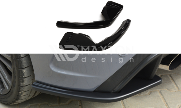 Ford Focus - MK3 RS - Rear Side Splitters