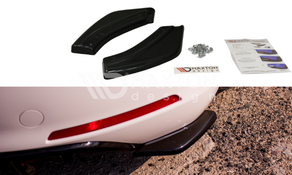 Volkswagen - Beetle - Rear Side Splitters