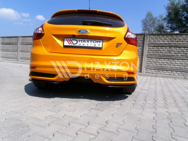 Ford Focus - MK3 ST - Preface - Rear Side Splitters