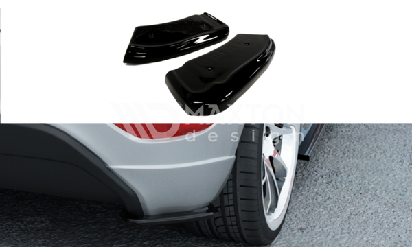 Ford Fiesta - MK7 ST / ST-Line / Zetec S - Rear Side Splitters