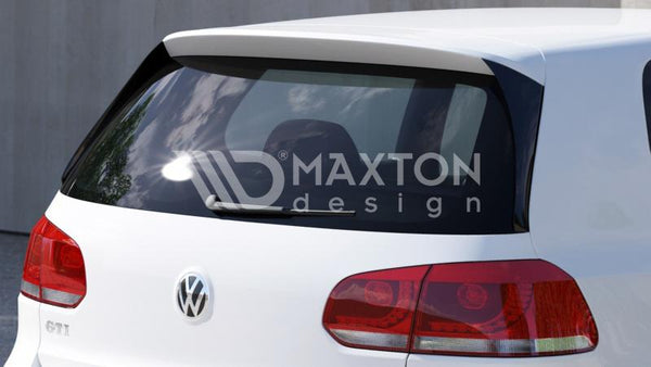 Volkswagen - MK6 Golf GTI - Rear Side Spoiler Extension