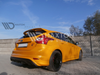 Ford Focus - MK3 ST - RS 2015 Look - Preface - Rear Valance
