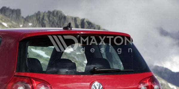 Volkswagen - Golf Plus - Roof Spoiler