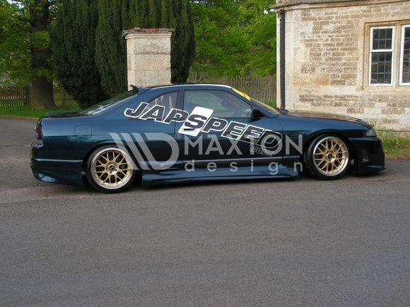 Nissan - Skyline R33 GTS - Side Skirts