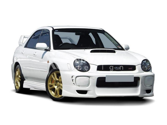 Subaru - Impreza MK2 - Side Skirts