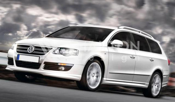 Volkswagen - Passat B6 3C - Side Skirts - R-Line Look