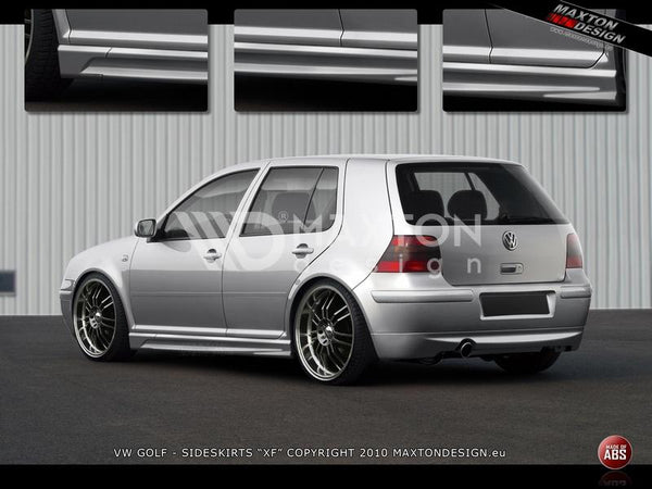 Volkswagen - MK4 Golf - XR - Side Skirts