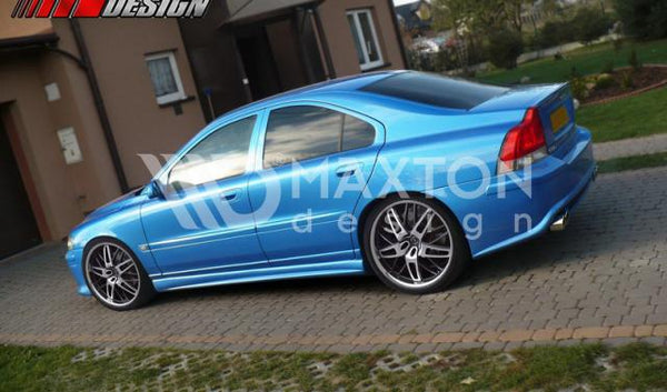 Volvo - S60 - Side Skirts