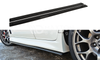 Mitsubishi - Lancer EVO X - Side Skirts Diffusers