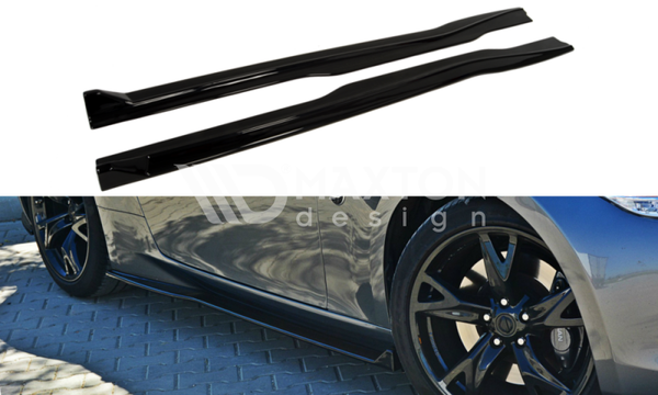 Nissan - 370Z - Side Skirts Diffusers