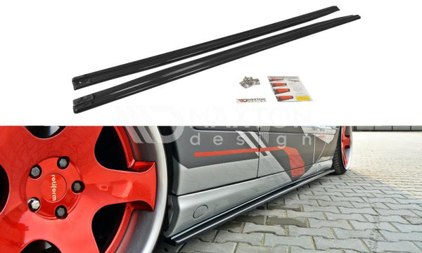 Mercedes - CL-Class - C215 - Side Skirts Diffusers