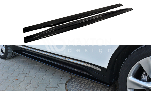 Infiniti - QX70 - Side Skirts Diffusers