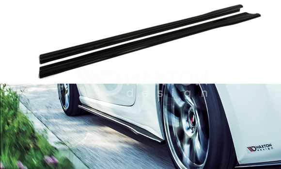 Toyota - GT86 - Side Skirt Diffusers